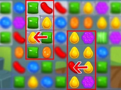 Consejos, trucos y más para superar más rápido los niveles de Candy Crush [iOS, Android & PC] - patrones-candy-crush