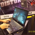 La laptop ASUS G750 demostró su poderío en el torneo Republic of Gamers (ROG) - 100_3340_1