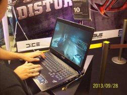 La laptop ASUS G750 demostró su poderío en el torneo Republic of Gamers (ROG) - 100_3340_1