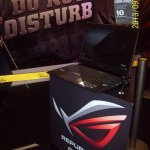 La laptop ASUS G750 demostró su poderío en el torneo Republic of Gamers (ROG) - 100_3353_1