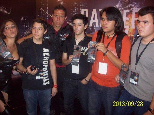 La laptop ASUS G750 demostró su poderío en el torneo Republic of Gamers (ROG) - 100_3395_1