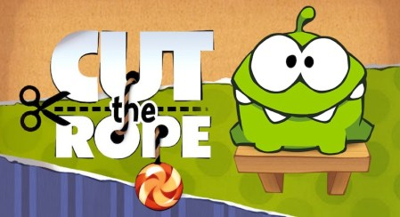 Cut the Rope gratis por tiempo limitado para iPhone e iPad