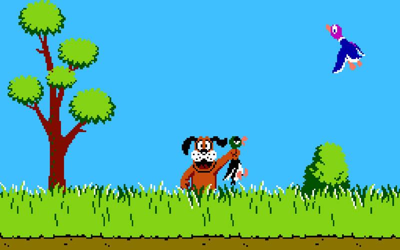 Duck Hunt Los 10 videojuegos más vendidos de la historia