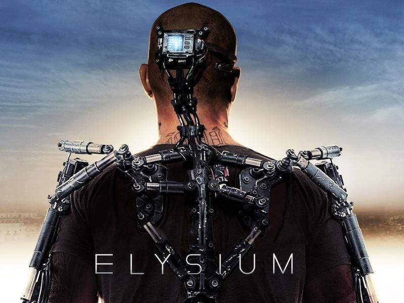 Elysium Elysium, la nueva película futurista de Matt Damon