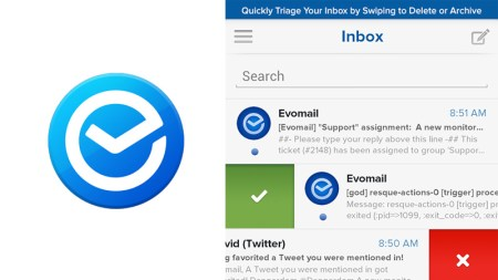 Evomail debuta en Android y se convierte en uno de los mejores clientes de email