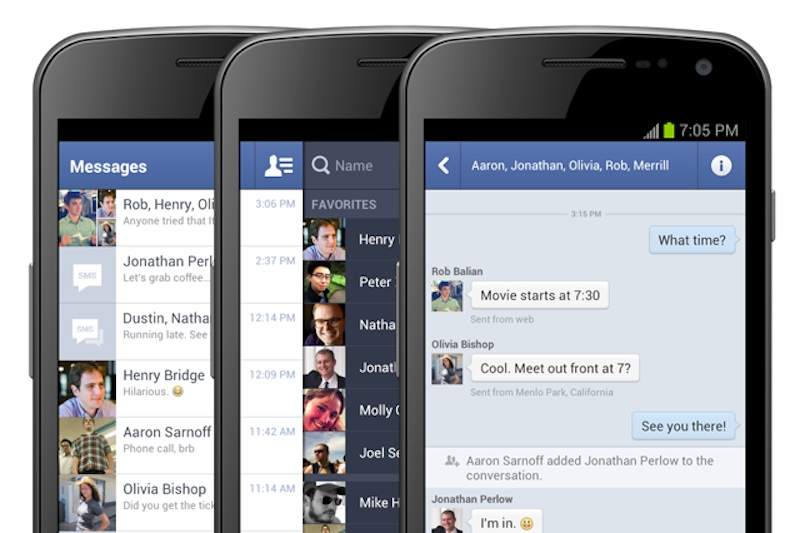 Facebook ahora permite editar las publicaciones hechas desde Android, muy pronto disponible en iOS - Facebook-android-app