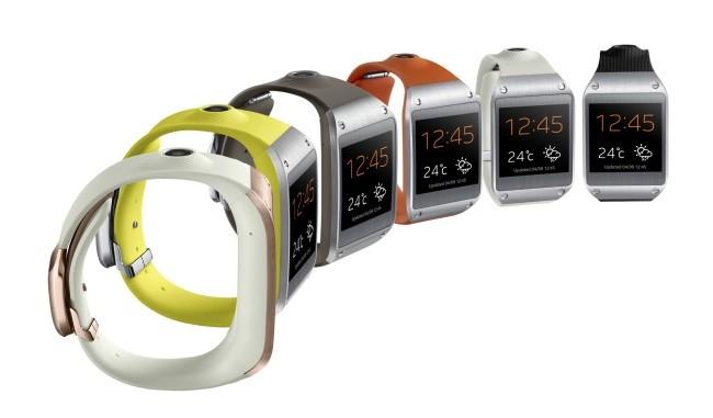 Galaxy Gear, el reloj inteligente de Samsung es presentado - Galaxy-Gear-