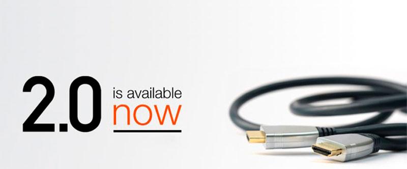 La versión 2.0 de HDMI llega para soportar UltraHD y sonido de Alta Fidelidad - HDMI-2.0