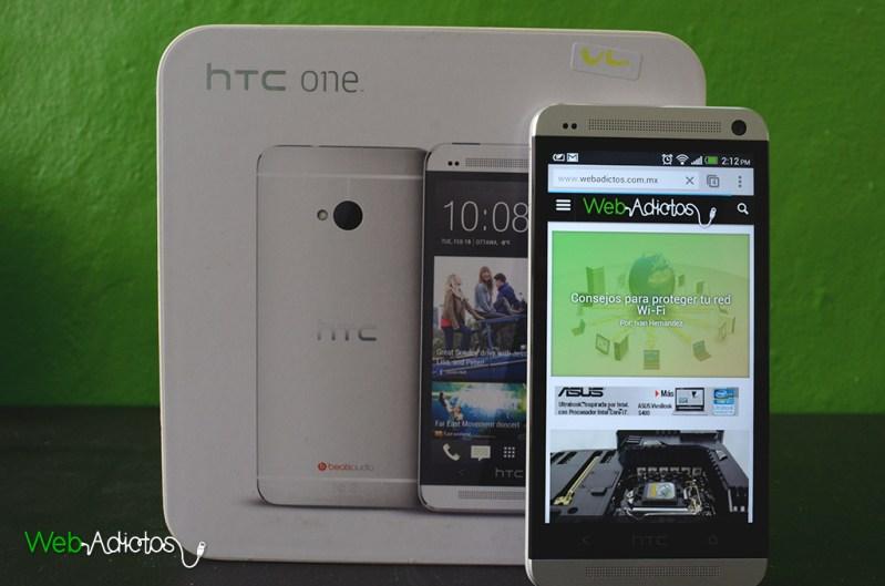 HTC One, el mejor smartphone con Android <br > del primer semestre del 2013 [Reseña] - HTC-One-2
