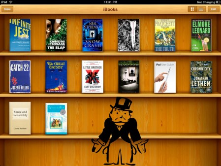 Apple encontrada culpable por monopolio en la venta de libros digitales