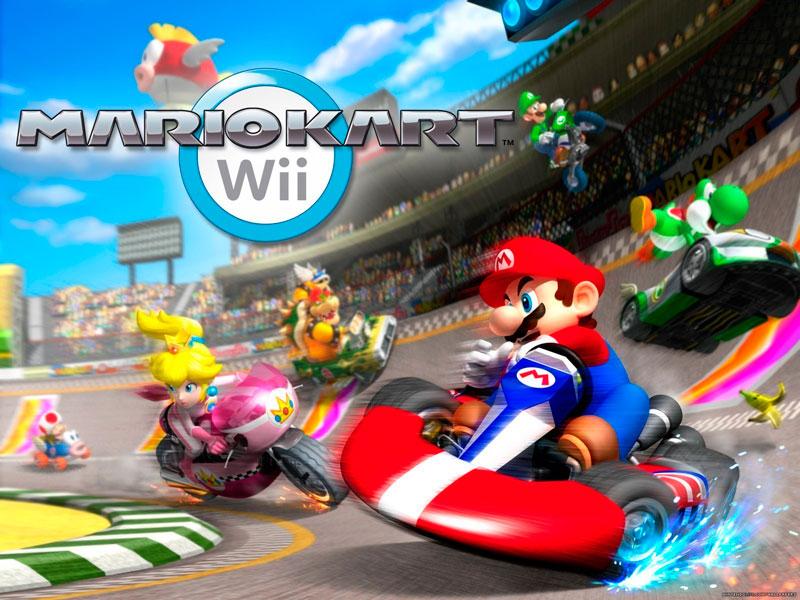 Mario Kart wii Los 10 videojuegos más vendidos de la historia