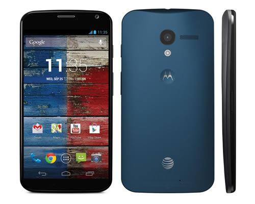 Los mejores celulares del 2013 hasta la fecha - Moto-X