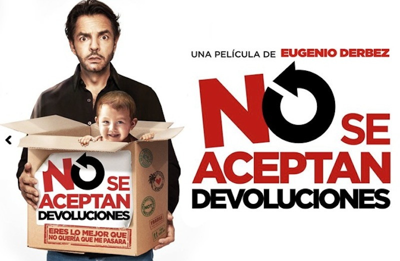 No se aceptan devoluciones Estreno de la semana en el cine: No se aceptan devoluciones