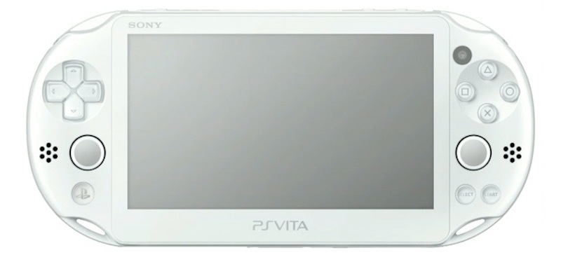 PS Vita 2 Sony rediseña la PS Vita y ahora está disponible en varios colores