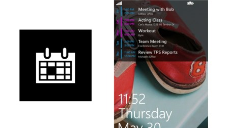 Simple Calendar, un genial calendario para Windows Phone