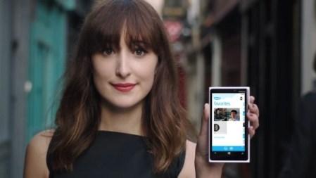 Skype para Windows Phone 8 se actualiza y soporta los video mensajes