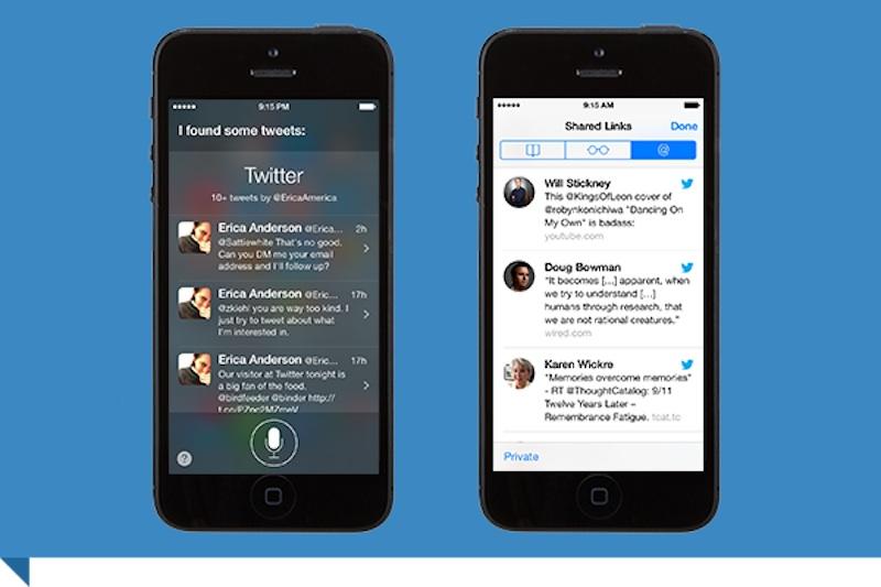 Twitter iOS 7 Twitter para iPhone e iPad se actualiza y se adapta a iOS 7