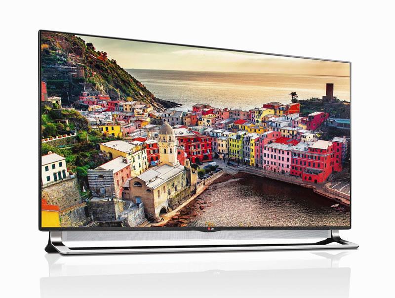 Nuevos Televisores LG OLED y ULTRA HD TV fueron presentados - ULTRA-HD-TV-LA9700