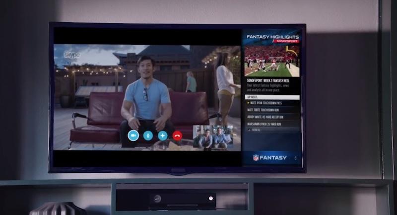 Xbox One Comercial Primer comercial del Xbox One se dirige al sector entretenimiento y no al de los videojuegos