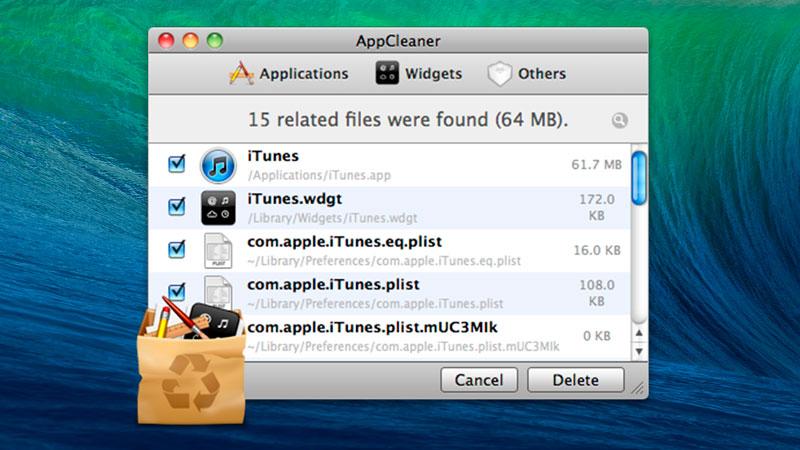 Las mejores opciones para desinstalar apps en Mac - appcleaner