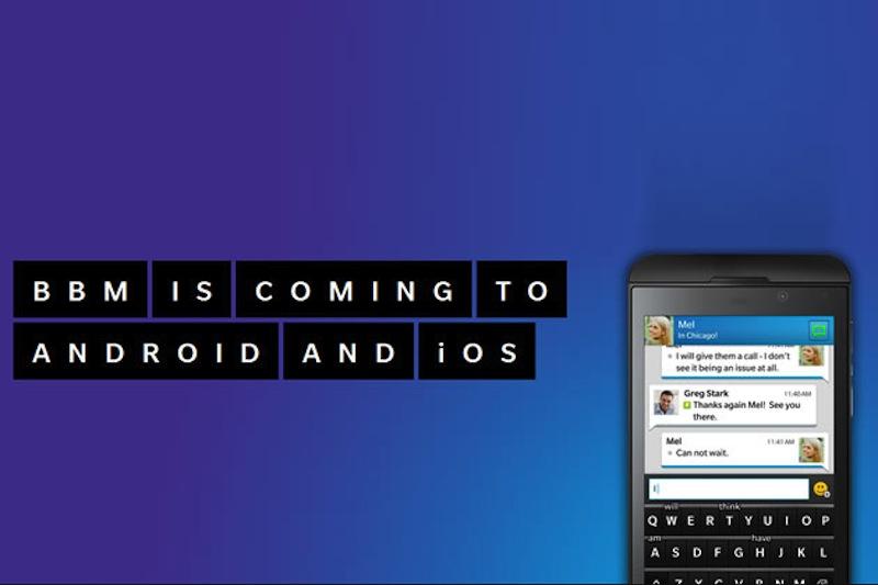 BBM para iOS y Android se deja ver en un video - bbm-android-ios