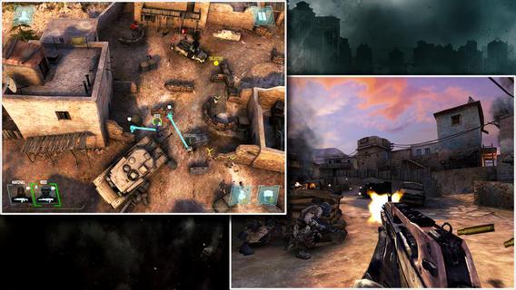 Call of Duty: Strike Team ya disponible para iPhone, iPod e iPad - call-of-duty-strike-team