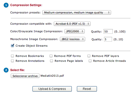 C mo reducir el tama o de un PDF en m s de 50