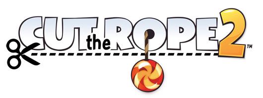 Cut The Rope 2 está siendo desarrollado por ZeptoLab - cut-rope-2-logo