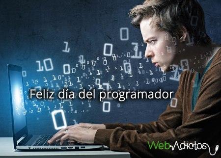 Feliz día del programador 1111 1111