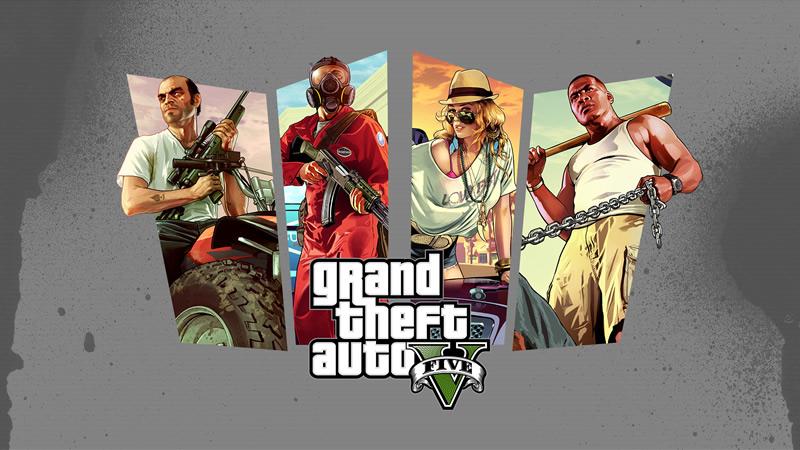 Wallpapers de Grand Theft Auto V para tu computadora