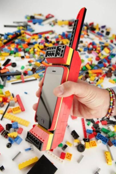 Fundas para iPhone 5 LEGO Builder de Belkin - fundas-iphone-5-lego-builder