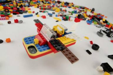 Fundas para iPhone 5 LEGO Builder de Belkin - fundas-iphone-5-lego