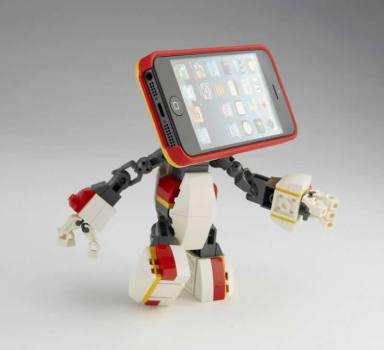 Fundas para iPhone 5 LEGO Builder de Belkin - fundas-iphone-lego