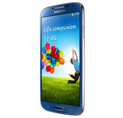 Los mejores celulares del 2013 hasta la fecha - galaxy-s4-azul