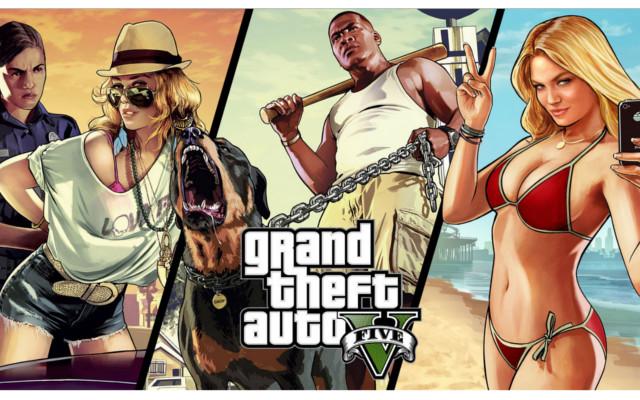 Grand Theft Auto V supera los 1000 millones de dólares en ventas - grand-theft-auto-v