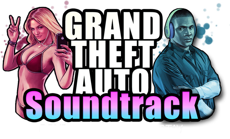 Soundtrack de Grand Theft Auto V disponible en iTunes - gta-v-soundtrack