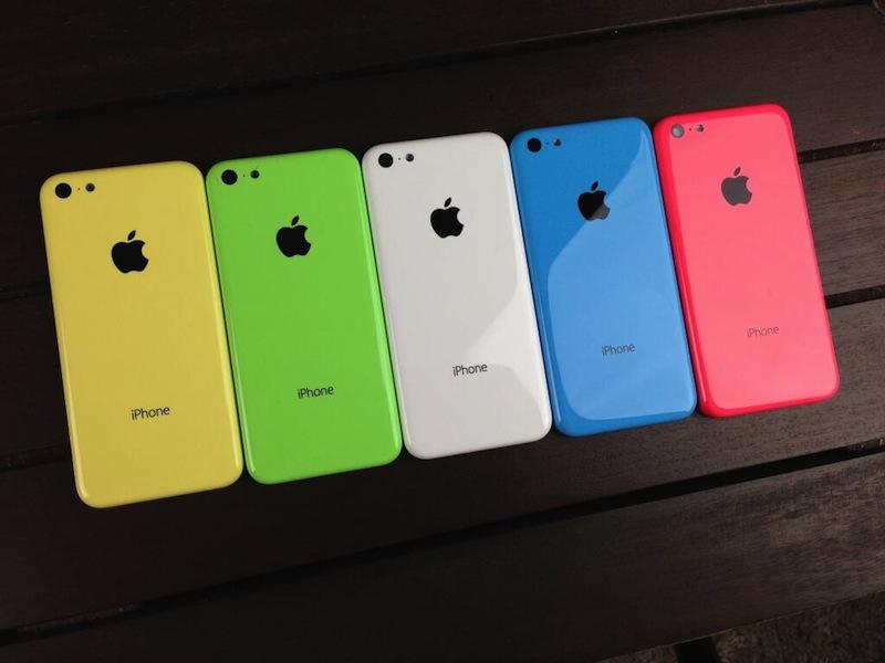 iPhone 5C iPhone vende más de 9 millones en 72 horas y rompe récords de ventas de Apple
