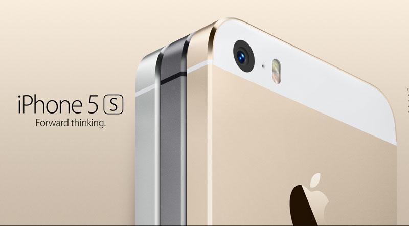 Apple presenta el nuevo iPhone 5S - iphne-5s