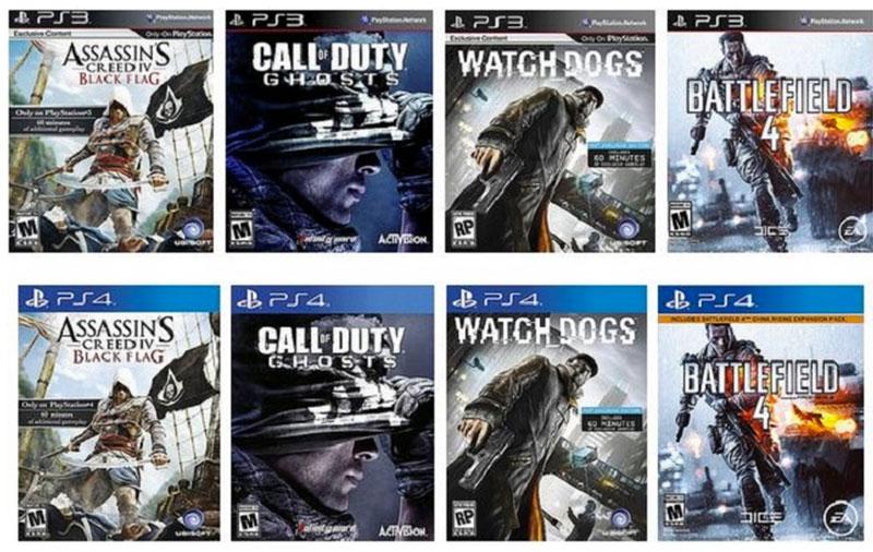 Algunos juegos de PS3 podrán actualizarse a PS4 por una módica cantidad, te decimos cómo hacerlo - juegos-ps3-a-ps4