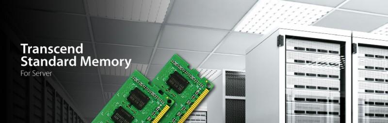 Nuevo módulo de memoria RDIMM de 8GB DDR3L-1600 de baja tensión para servidores de Transcend - memoria-ram-servidores-800x254