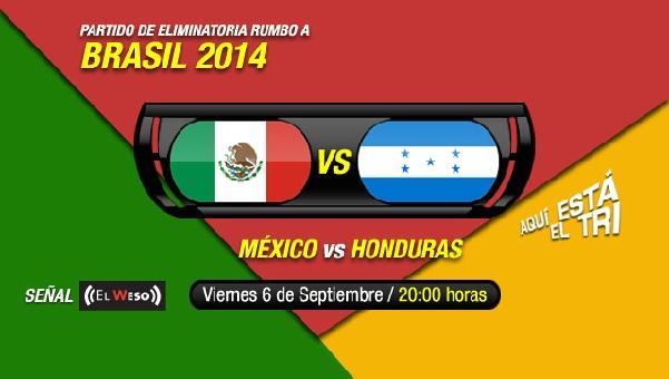 México vs Honduras en vivo, Eliminatoria Mundial 2014 - mexico-honduras-en-vivo-eliminatoria-mundialista-2014
