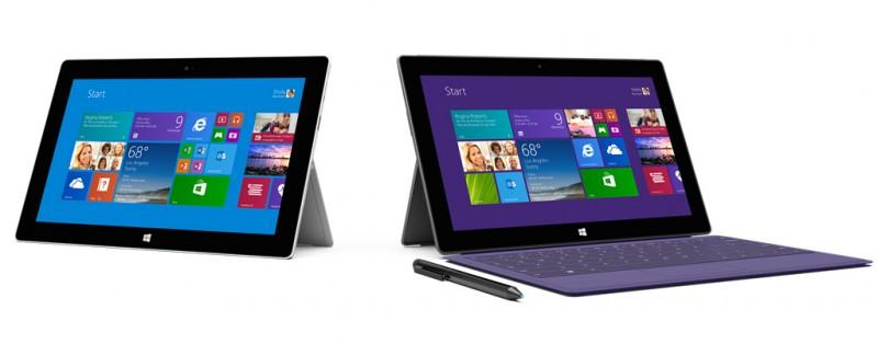 surface 2 pro rt 800x314 Microsoft lanza Surface RT 2 y Surface Pro 2