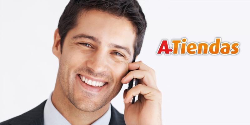 Vende tiempo aire en tu negocio con la aplicación A-Tiendas - vende-tiempo-aire-atiendas