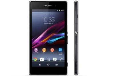 Sony presenta el Xperia Z1 resistente al agua y con cámara de 20 MPX - xperia-Z1-gallery-04
