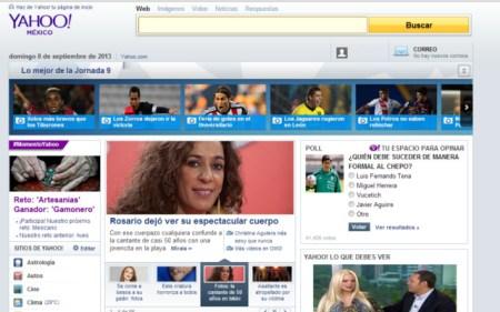 Yahoo proporciona información de usuarios al gobierno mexicano