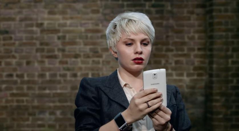 Primer comercial del Samsung Galaxy Gear y la Galaxy Note 3 - Comercial-Galaxy-Gear
