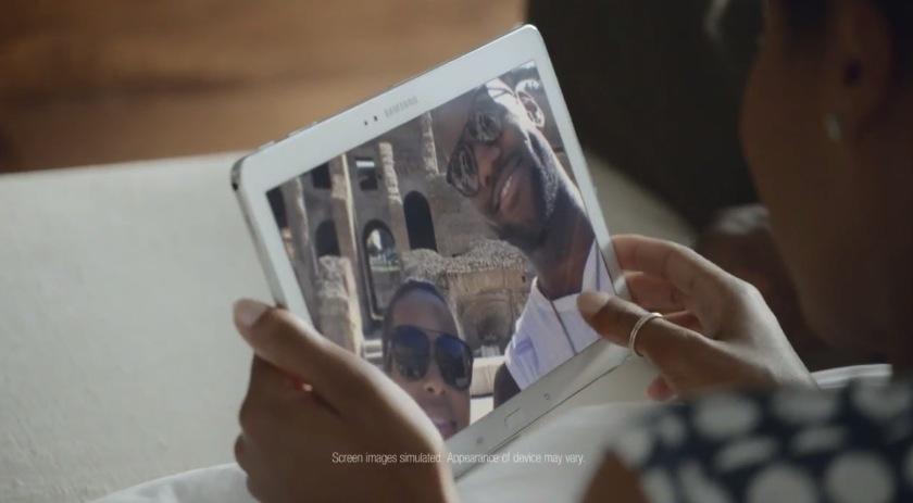 LeBron James protagoniza dos nuevos comerciales de la nueva Samsung Galaxy Note 3 - Comercial-LeBron-Samsung