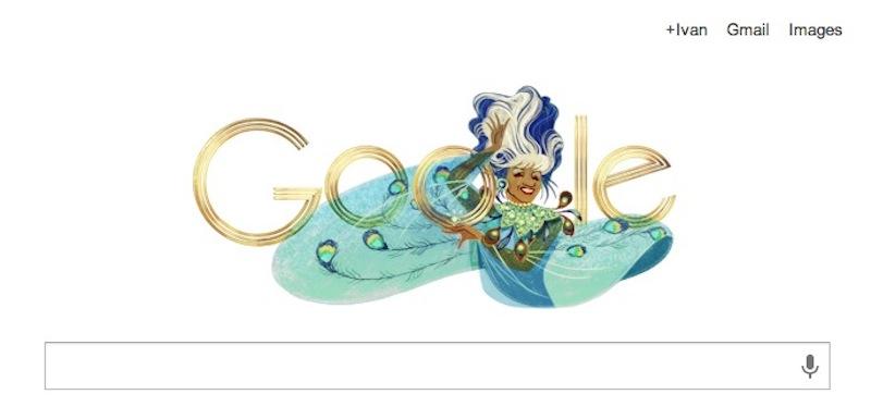 Google conmemora a Celia Cruz con un doodle - Doodle-Celia-Cruz