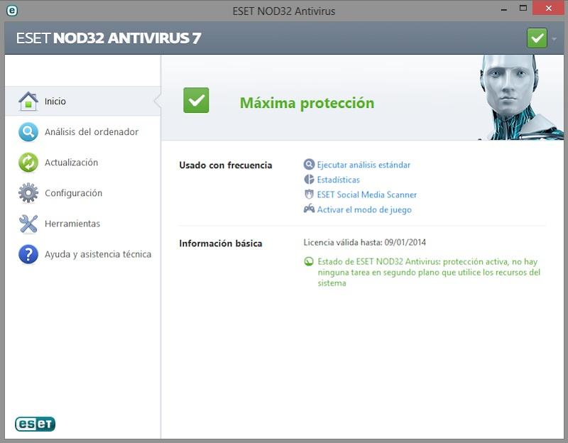 ESET presenta NOD32 Anivirus 7 y Smart Security 7 cargados de nuevas funciones - ESET-NOD32-Antivirus-7