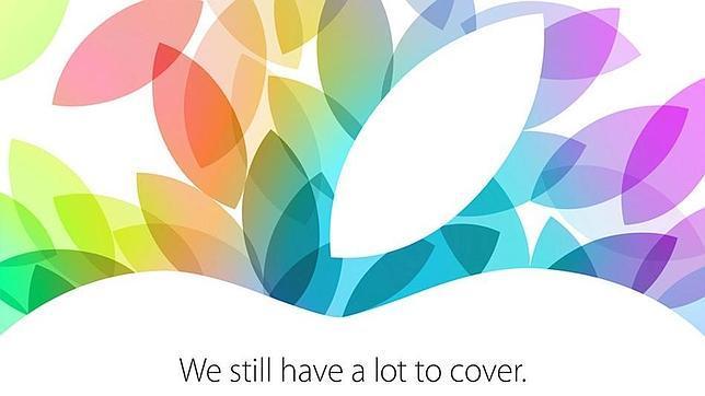 Evento Apple En vivo No te pierdas el evento de Apple en vivo de la presentación de los nuevos iPad y OS X Mavericks